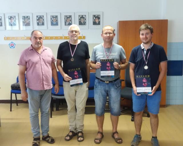 Medailisti 29.MM Slovenska